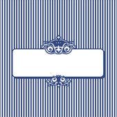 Pastel card — Stock Vector