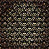 Elegant seamless pattern — Stock Vector