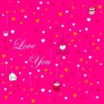 Valentine card — Stock Vector #21974027