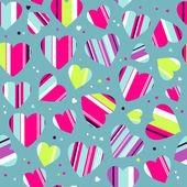 Süße nahtlose muster — Stockvektor
