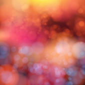 Blurry bokeh effect — Stockvektor