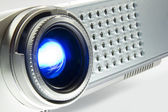 Multimedia projector — Stock Photo
