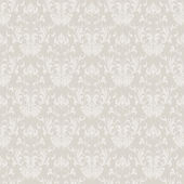 Seamless vintage wallpaper pattern — Stock Vector
