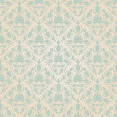 Seamless vintage wallpaper pattern — Stock Photo