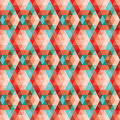 Geometrický vzor bezešvé. — Stock fotografie