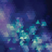 Geometric background — Stock Photo