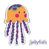 Jellyfish — Stok fotoğraf