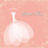 Acquazzone bridal — Foto Stock
