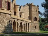 Beautiful castle historical monument Janohrad — Stock Photo