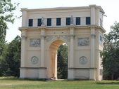Rendez -vous - Temple of Diana — Stock Photo