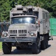 Old Russian military truck ZIL — Stock Photo