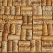 A collection of corks from wine bottles — Stock Photo #39185029