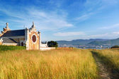 The cemetery of Getxo — Stock Photo