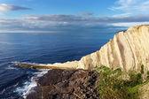 La Galea cliffs — Stock Photo