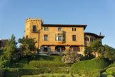Mansion in Neguri, Getxo. — Stock Photo