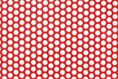 Metallic texture with circles — Stock Photo
