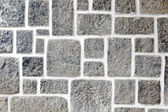 Textures on a granite wall — Stock Photo