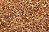 Rolling tobacco texture — Stock Photo