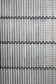 Escalator texture — Stock Photo