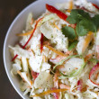 Stock Photo: Cilantro Lime Slaw