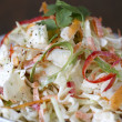 Cilantro Lime Slaw — Stock Photo