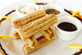 Churros — Stock Photo