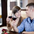 Romantic date — Stock Photo #21824661