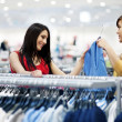 Best friends shopping — Stock Photo #21825425