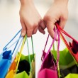 Shopping together — Stockfoto