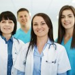 Successful medical team — Stock Photo #21831783
