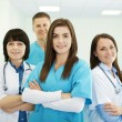 Successful medical team — Stock Photo