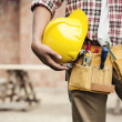 Construction Worker — Stockfoto