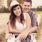 Couple in love — Stock Photo #21841283