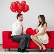 Those are the balloons for you — Stock Photo