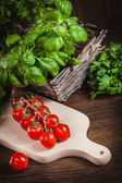 Fresh and healthy food — Foto Stock