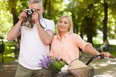 Mature couple — Stock fotografie