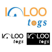 Igloo togs logo — Stock Vector