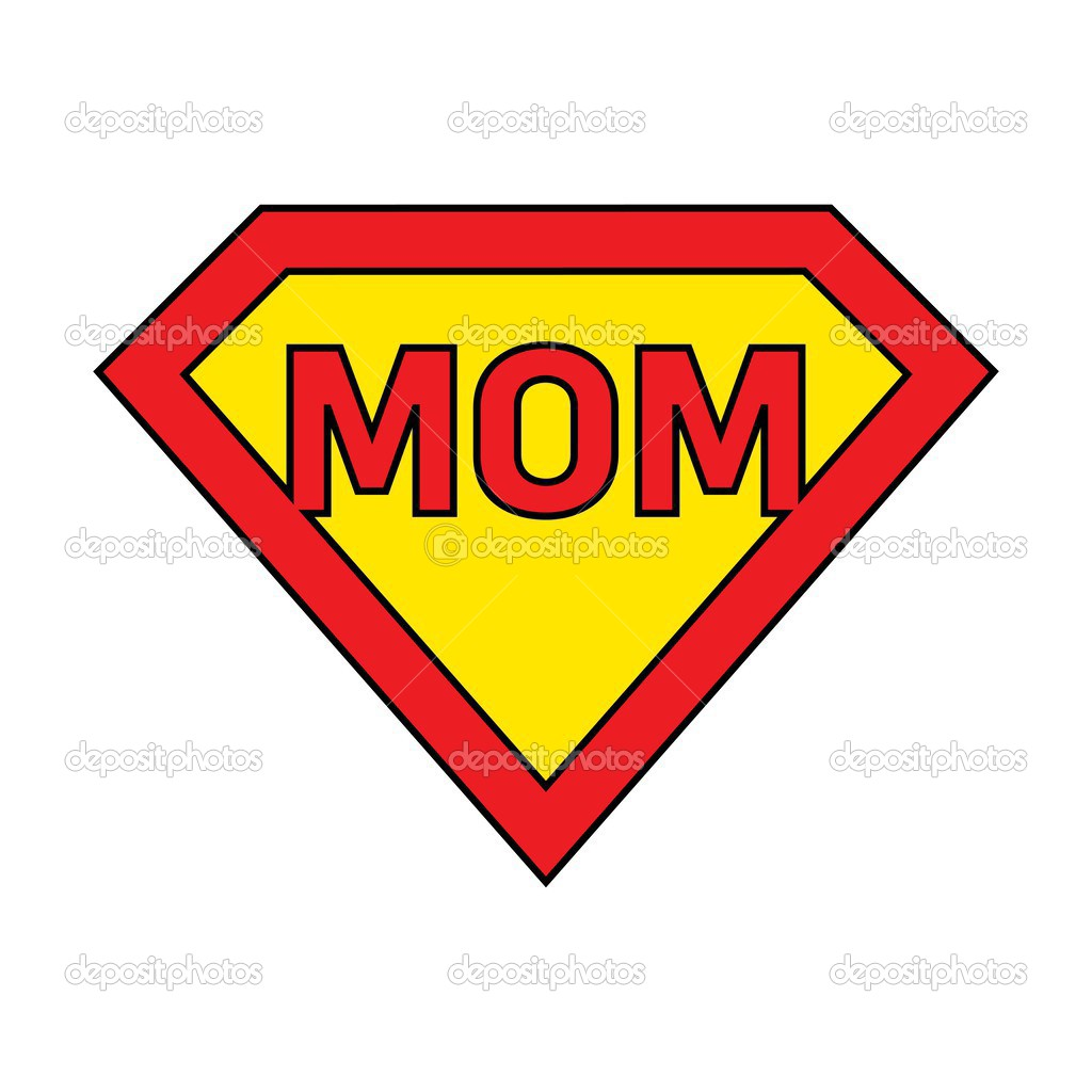 Super Mom Logo - Viewing Gallery