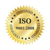 ISO 9001:2008 — Vector de stock