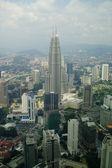 国油双峰塔吉隆坡 (马来西亚) — 图库照片