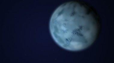 Bilinmeyen gezegen — Stok video