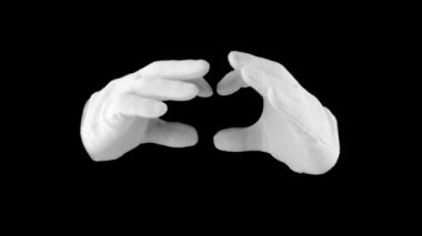 Corazón símbolo — Vídeo de Stock