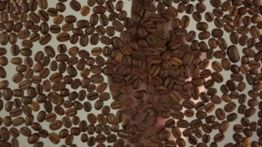 Symbol coffee — Stock Video