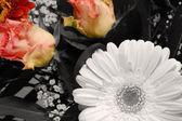 Floral design-mazzo di fiori — Foto Stock