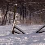 Deutsche Winterlandschaft — Stock Photo #23346086
