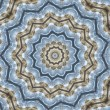 Stock Photo: Kaleidoscope - mandala