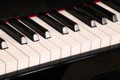 Piano-Tastatur — Stock Photo