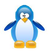 Funny penguin — Stock Photo