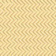 Stock Photo: Seamless braided pattern