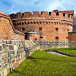 "Stock Photo: Fort ""Der Donna"" - fortress of Koenigsberg"